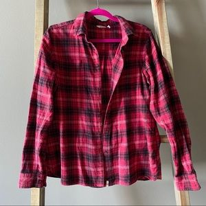 Woolrich Red Flannel Shirt